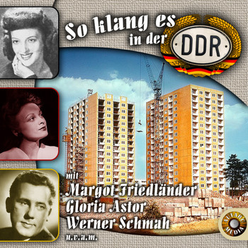Various Artists - So klang es in der D D R