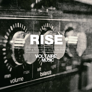 Various Artists - Rise - Deep House Selection, Pt. 9