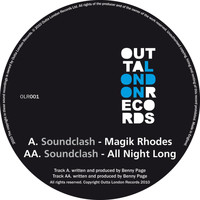 Soundclash - Magik Rhodes / All Night Long