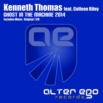 Kenneth Thomas Feat. Colleen Riley - Ghost In The Machine 2014