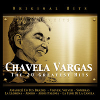 Chavela Vargas - Chavela Vargas. The 20 Greatest Hits