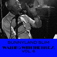 Sunnyland Slim - Walking With The Blues, Vol. 6