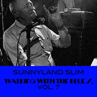 Sunnyland Slim - Walking With The Blues, Vol. 7