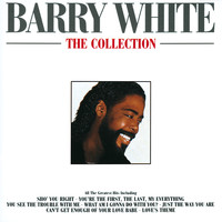 Barry White - Barry White - The Collection