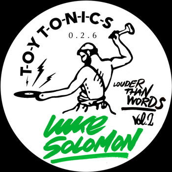 Luke Solomon - Louder Than Words Vol. 2