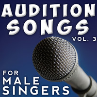 Retro Stars - Audition Songs - Male, Vol. 3