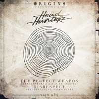 Headhunterz - The Perfect Weapon / Disrespect