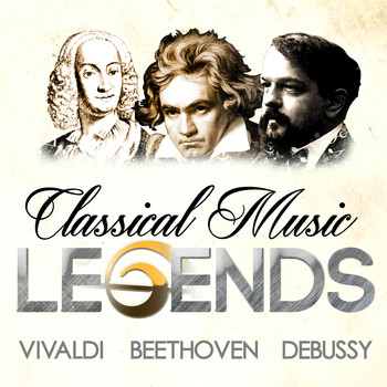 Ludwig van Beethoven - Classical Music Legends - Vivaldi, Beethoven and Debussy