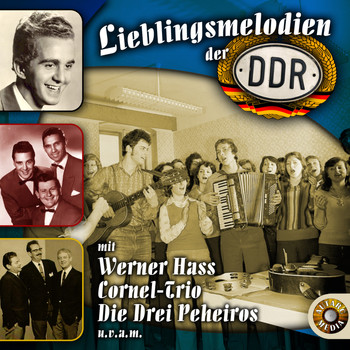 Various Artists - Lieblingsmelodien der D D R