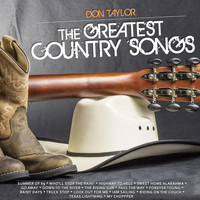 Don Taylor - The Greatest Country Songs (Instrumentalmix)