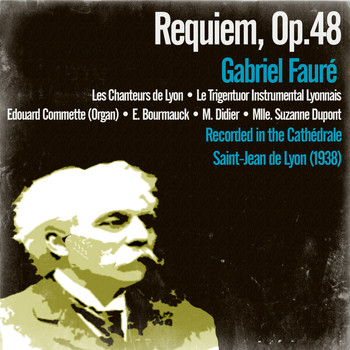 Various Artists - Gabriel Fauré: Requiem, Op. 48