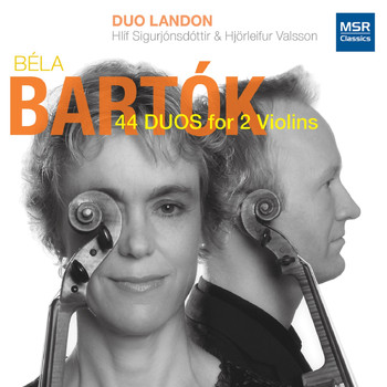 Duo Landon - Béla Bartók: 44 Duos for Two Violins, Sz. 98
