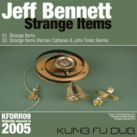 Jeff Bennett - Strange Items