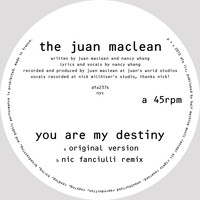 The Juan MacLean - Your Are My Destiny