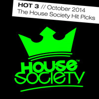 Varios Artists - Hot 3 - October 2014: The House Society Hitpicks