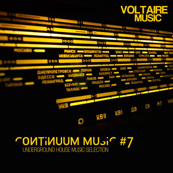 Various Artists - Continuum Music Issue 7