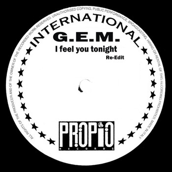 G.E.M. - I Feel You Tonight