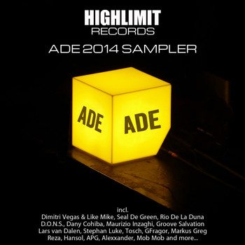 Various Artists - Highlimit Records - ADE 2014 Sampler 1