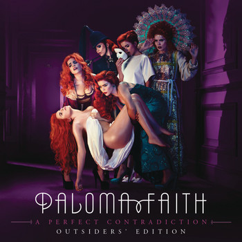 Paloma Faith - A Perfect Contradiction (Outsiders' Edition)