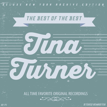 Tina Turner - Best of the Best