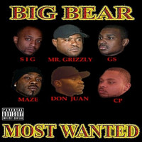 Big Bear - Most Wanted