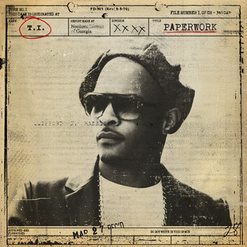 T.I. - Paperwork (Clean)