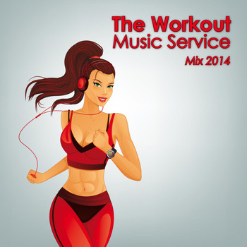 Various Artists - The Workout Music Service Mix 2014
