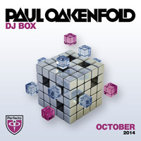 Paul Oakenfold - DJ Box - October 2014