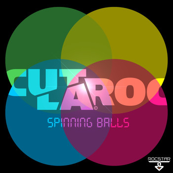 Cut La Roc - Spinning Balls