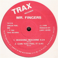 Mr. Fingers - Washing Machine