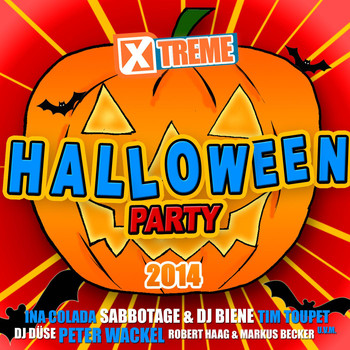 Various Artists - Xtreme Halloween Party 2014
