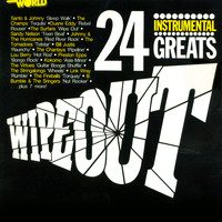 Various Artists - Wipeout - 24 Instrumental Greats