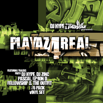 Various Artists - Playaz4Real