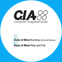 State Of Mind - Sunking (Chris SU Remix) / Rise and Fall