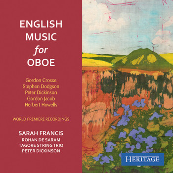 Sarah Francis - English Music for Oboe