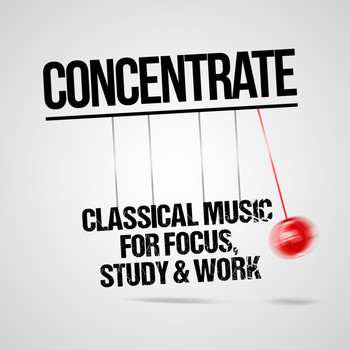 Edvard Grieg - Concentrate: Classical Music for Focus, Study & Work
