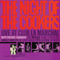 Freddie Hubbard - The Night Of The Cookers (Volume One/Live)