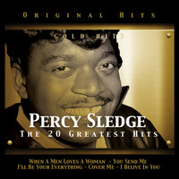 Percy Sledge - Percy Sledge. The 20 Greatest Hits