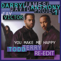 Darryl James - You Make Me Happy