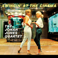 Jonah Jones - Jonah Jones Masterworks. Swingin' at the Cinema / I Dig Chicks!