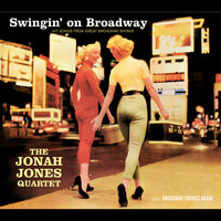 Jonah Jones - Jonah Jones Masterworks. Swingin' on Broadway / Broadway Swings Again