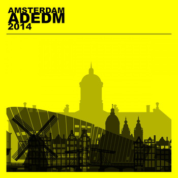 Various Artists - Amsterdam Adedm 2014