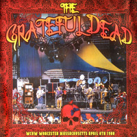 The Grateful Dead - WCUW Worcester Massachusetts April 8th 1988 (Remastered)