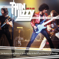 Thin Lizzy - Live to Air