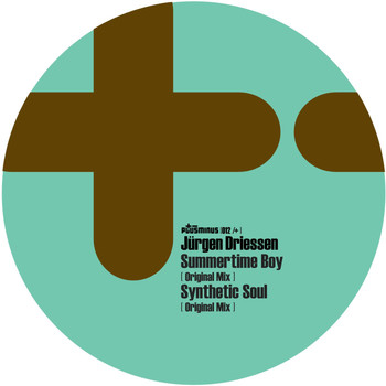 Jürgen Driessen - Summertime Boy / Synthetic Soul