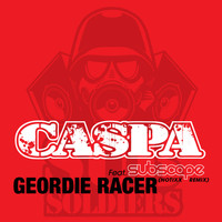 Caspa - Geordie Racer (Notixx Remix) [feat. Subscape]