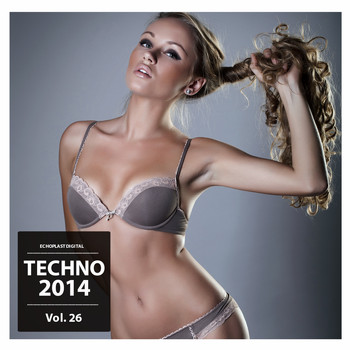 Joe Falcon - Techno 2014, Vol. 26
