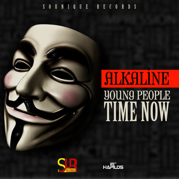 Alkaline - Young People Time Now - Single