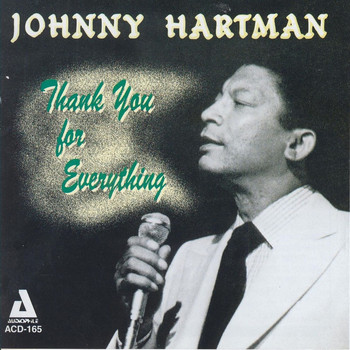 Johnny Hartman - Thank You for Everything