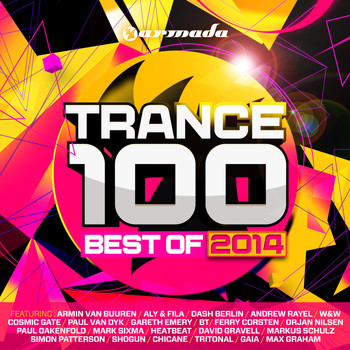 Various Artists - Trance 100 - Best Of 2014